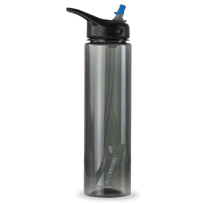 Mynd Eco Vessel Wave 946ml Black Shadow