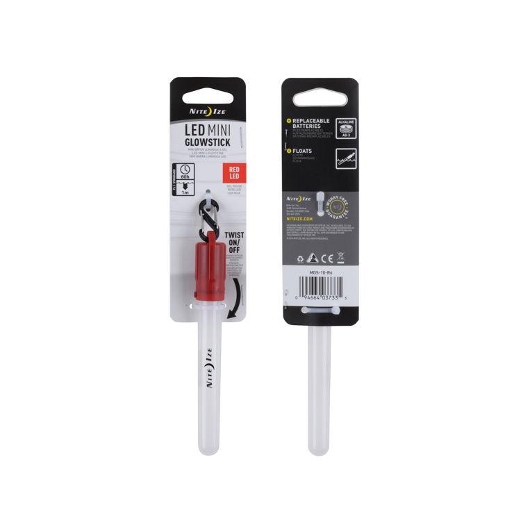 Mynd Nite Ize LED Mini Glowstick-Red