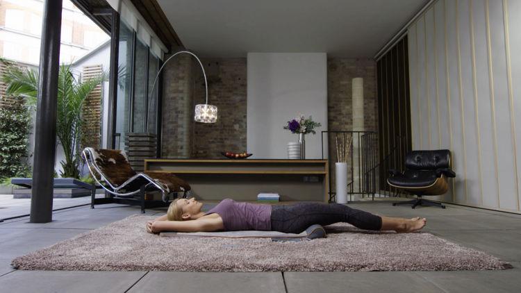 Mynd HoMedics Yoga teygjumotta