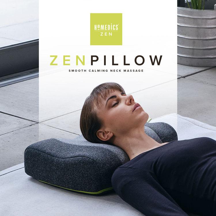 Mynd HoMedics Zen Yoga nuddpúði