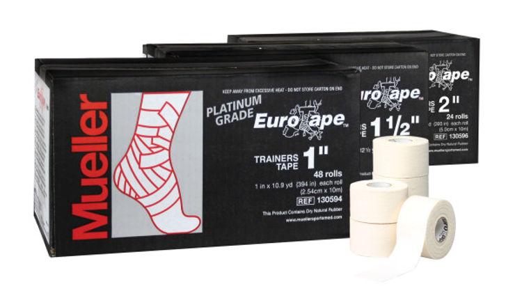 Mynd Mueller EuroTape Platinum 2,5 cm