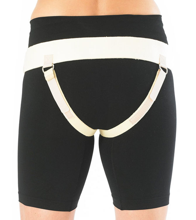 Mynd Neo Double lower hernia support