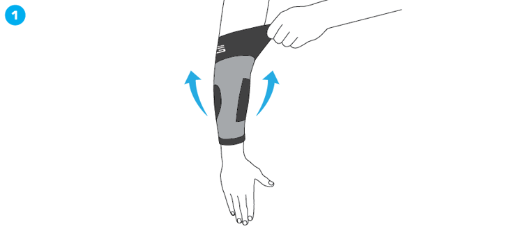 Mynd Neo Airflow Elbow Support