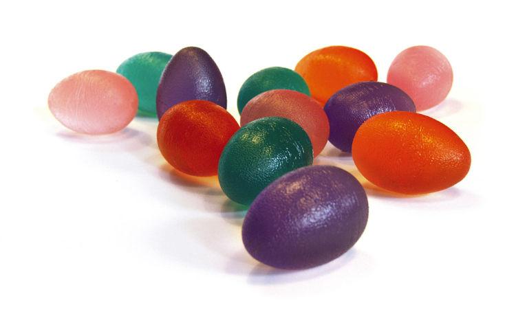 Mynd Sissel egg - strong - grænt