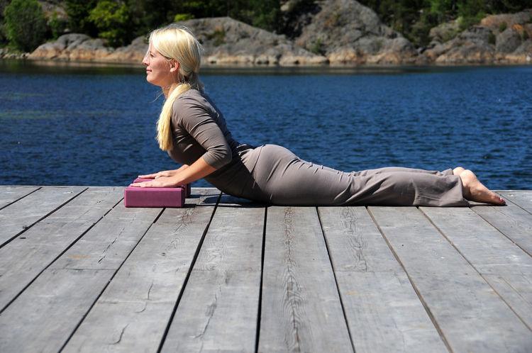 Mynd Sissel Yoga Block