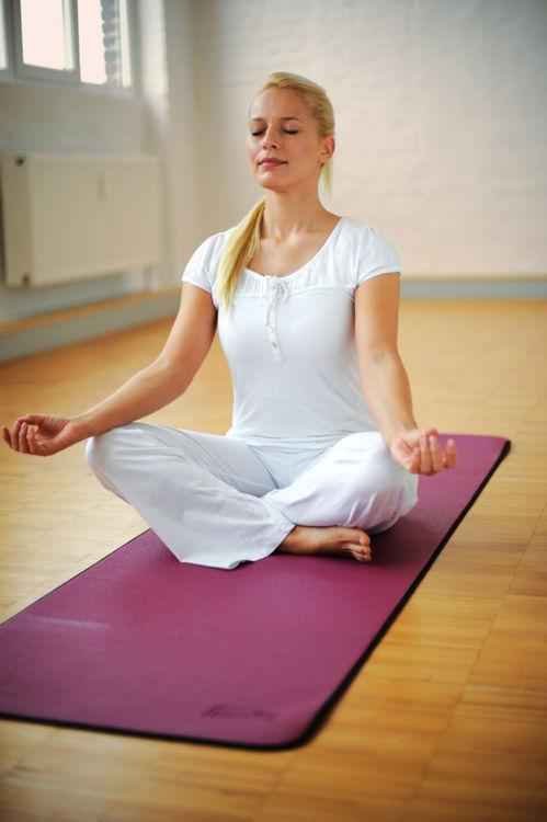 Mynd Sissel Yoga- og pilatesdýna