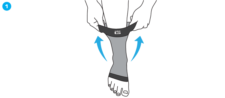 Mynd Neo Airflow Ankle Support
