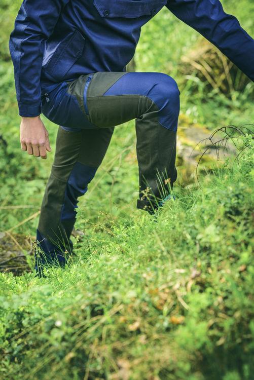 Mynd Tufte göngubuxur grænar