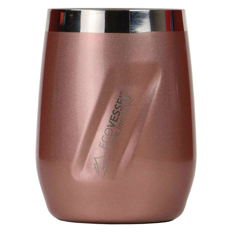 Mynd Eco Vessel Port 296ml Rose Gold