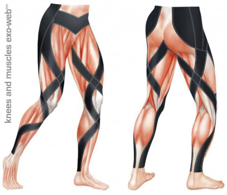 Mynd CWX Endurance Generator Tights Men