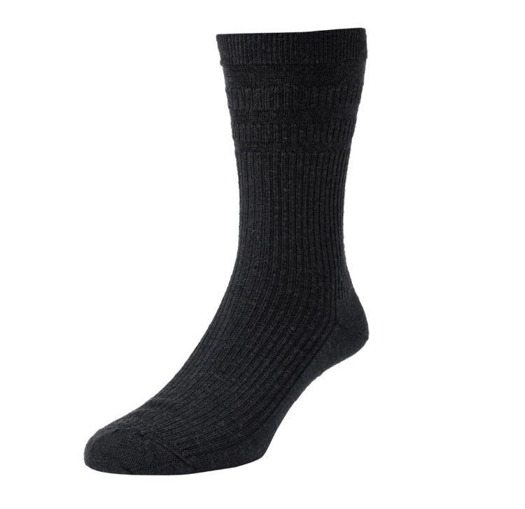 Mynd Softop sokkar ull