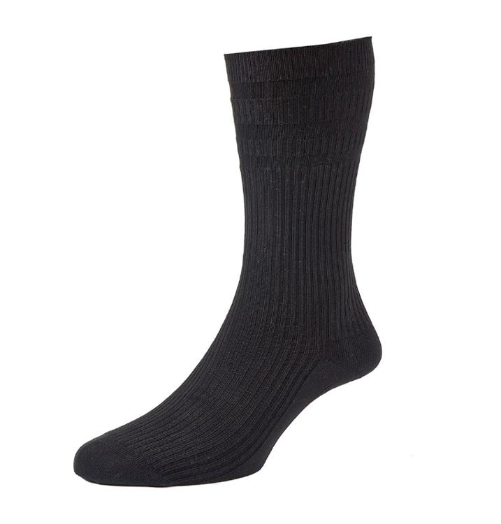 Mynd Softop sokkar bómull