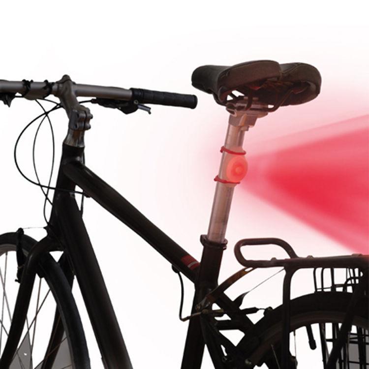 Mynd Nite Ize TwistLit LED hjólaljós rautt