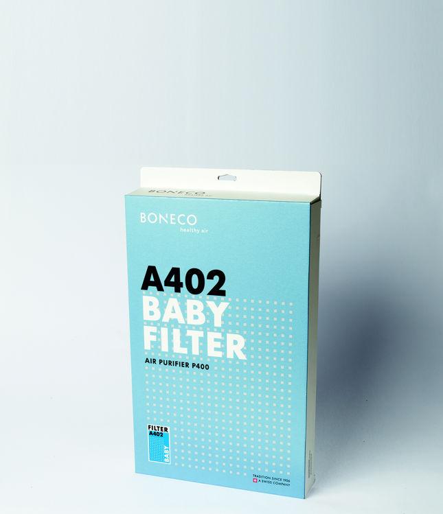 Mynd Baby filter fyrir P400