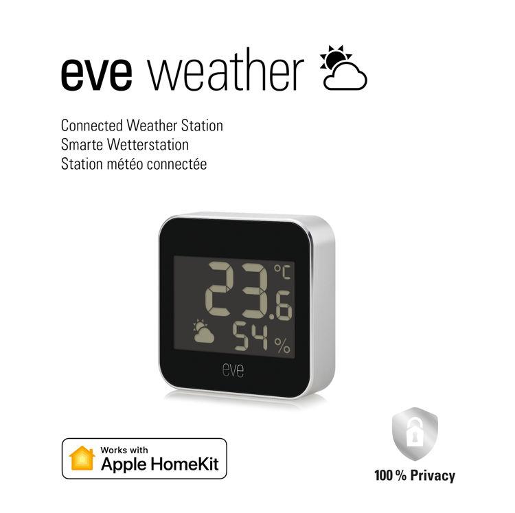 Mynd Eve Weather veðurstöð
