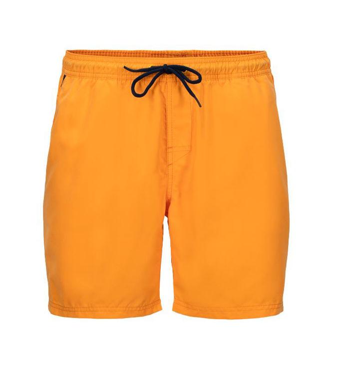 Mynd Tufte Blåhval sundbuxur karla Blazing Orange