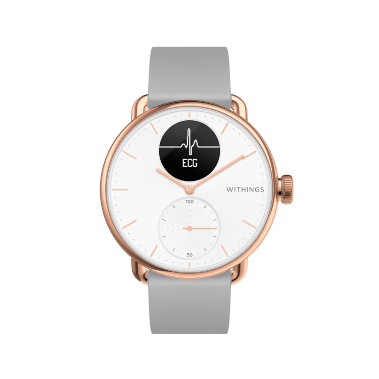 Mynd Withings Scanwatch 38mm Rose Gold