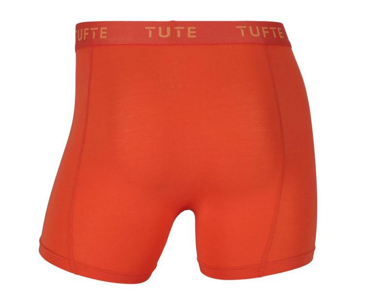 Mynd Tufte Bambus boxer karla Blazing Orange