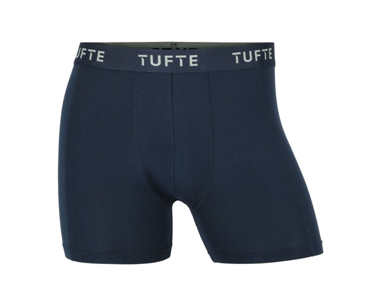 Mynd Tufte Bambus boxer karla Dress Blues
